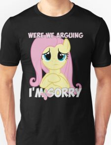 Fluttershy is Sorry T-Shirt