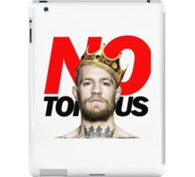 conor mcgregor iPad Case/Skin