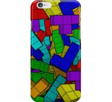 Tetris Pile iPhone Case/Skin