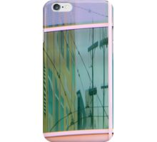 Curvilinear Motion iPhone Case/Skin