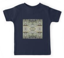 Abstract marble pattern Kids Tee