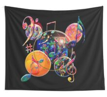 Some Music Wall Tapestry