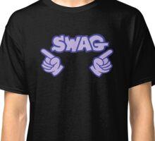 hand swag style  main  Classic T-Shirt