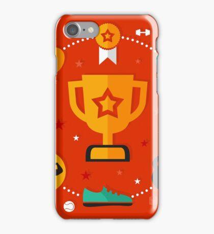 Award sports iPhone Case/Skin