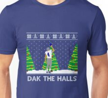 """Dak the Halls"" Shirt perfect for Christmas! Unisex T-Shirt"