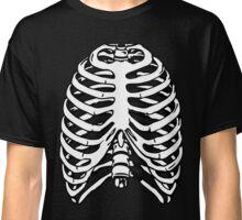 thorax  squelette  skull Classic T-Shirt