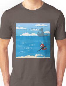Fishing2 Unisex T-Shirt