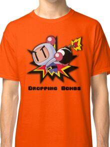 Dropping Bombs Classic T-Shirt
