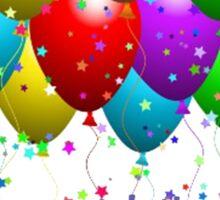 Congratulations Balloons  Sticker