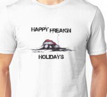 Happy Freakin Holidays Unisex T-Shirt