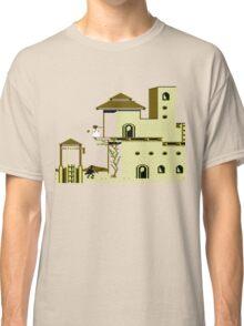 Zorro Scenery Classic T-Shirt
