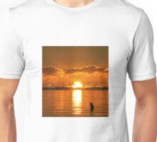 golden sunrise Unisex T-Shirt