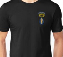 Special Forces Tower of Power Unisex T-Shirt