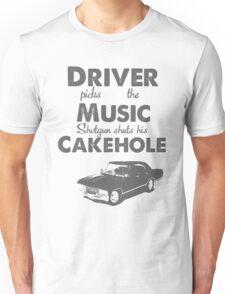 Shut your Cakehole Unisex T-Shirt