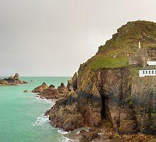 Coastal scene on Sark by chris2766