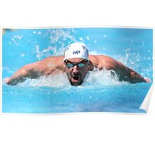 Phelps Poster