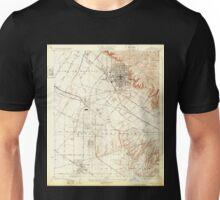 USGS TOPO Map California CA Whittier 295787 1925 24000 geo Unisex T-Shirt