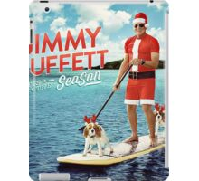 JIMMY BUFFETT iPad Case/Skin