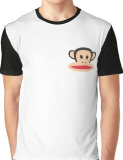 Monkey is Highly Suspicious Graphic T-Shirt