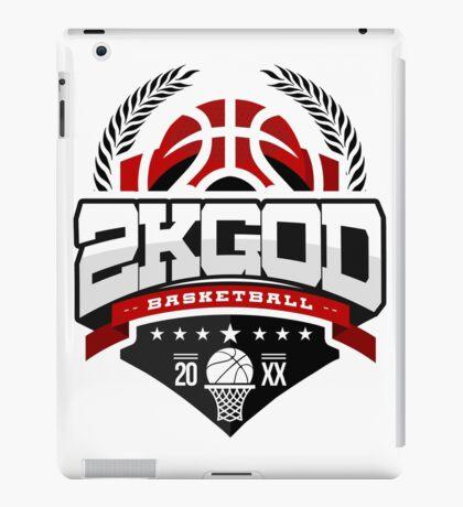 NBA 2KGOD iPad Case/Skin