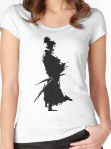 v2 SAMURAI Women's Fitted Scoop T-Shirt