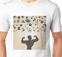 Sports a rain Unisex T-Shirt