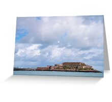 Castle Cornet  Greeting Card