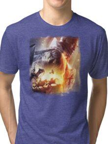 Battle Tri-blend T-Shirt
