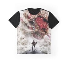 Attack on Titan II Graphic T-Shirt