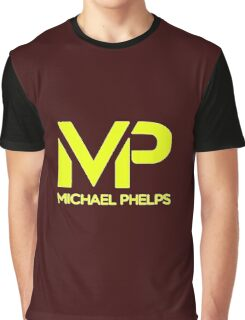 the swimmer phelps Graphic T-Shirt