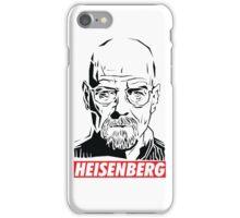 Breaking Bad: Heisenberg - Obey style iPhone Case/Skin