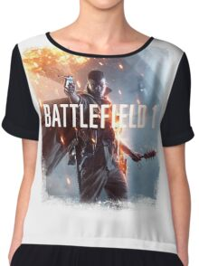 Battle Chiffon Top