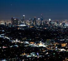 Los Angeles 1 Sticker