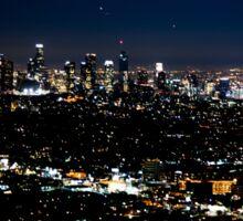 Los Angeles 2 Sticker