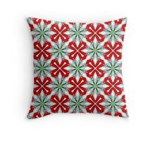 Christmas Candy Canes #7 Throw Pillow