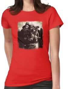 Fall Womens Fitted T-Shirt