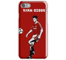 Ryan Giggs For United iPhone Case/Skin