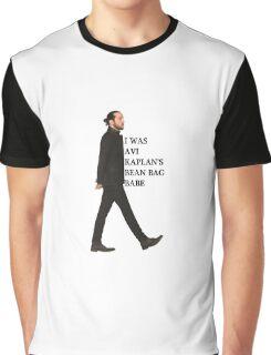 Avi's Bean Bag Graphic T-Shirt