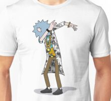 Wubba Lubba Dab Dab Rick - BAPE Variant No Background Unisex T-Shirt
