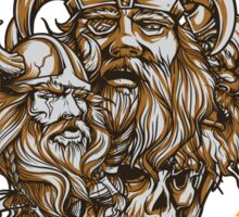 Sons of Odin - The Time is Now! Sticker