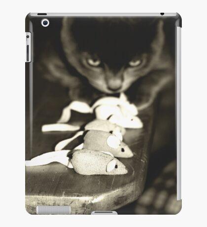 The race iPad Case/Skin