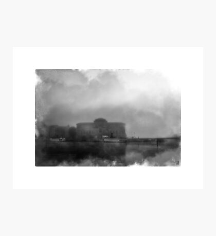 One Vintage Morning Photographic Print