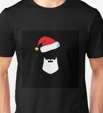 Santa love!  Unisex T-Shirt