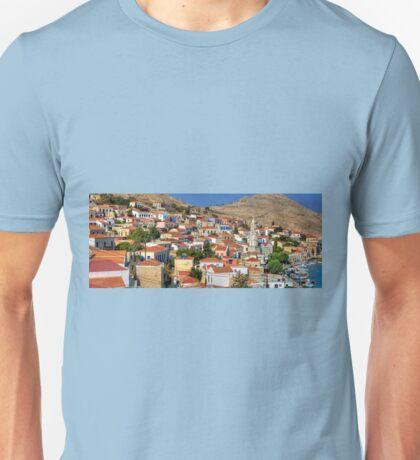 Nimborio, Halki Unisex T-Shirt