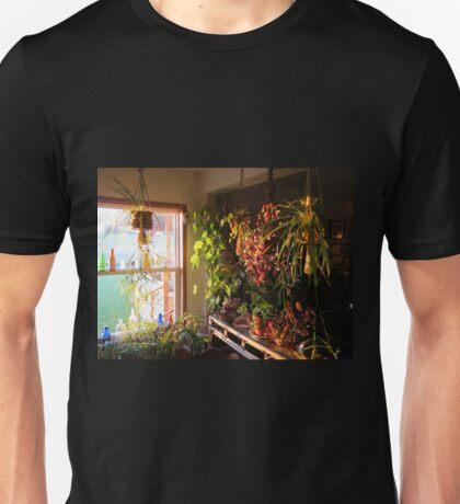 Good Morning Through My Living Room Window Unisex T-Shirt