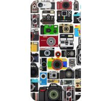 Pixelated Camerass iPhone Case/Skin