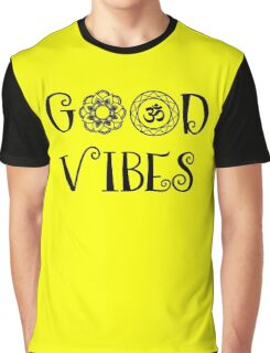 good vibes 13 Graphic T-Shirt