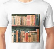 Antique Book Bindings Unisex T-Shirt