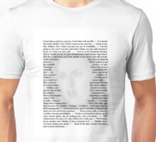 X-Files Quotes - Agent Dana Scully Unisex T-Shirt