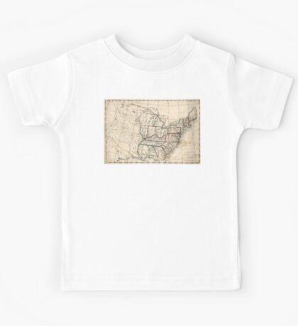 United States - 1830 Kids Tee